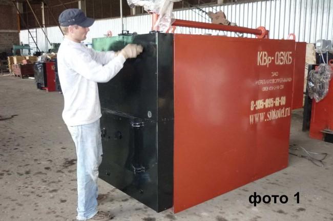 Прочистка дымогарных труб 1