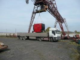 Доставка котельного оборудования в Казахстан